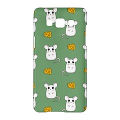 Cute Mouse Pattern Samsung Galaxy A5 Hardshell Case