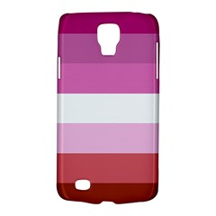 Lesbian Pride Flag Galaxy S4 Active by Valentinaart