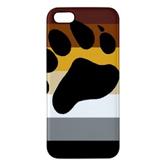 Bear Pride Flag Iphone 5s/ Se Premium Hardshell Case by Valentinaart