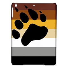 Bear Pride Flag Ipad Air Hardshell Cases by Valentinaart