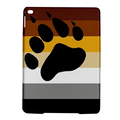 Bear Pride Flag Ipad Air 2 Hardshell Cases by Valentinaart