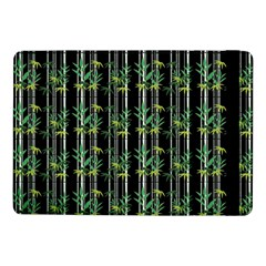 Bamboo Pattern Samsung Galaxy Tab Pro 10 1  Flip Case by ValentinaDesign