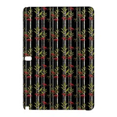 Bamboo Pattern Samsung Galaxy Tab Pro 12 2 Hardshell Case by ValentinaDesign