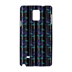 Bamboo Pattern Samsung Galaxy Note 4 Hardshell Case by ValentinaDesign