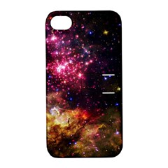 Space Colors Apple Iphone 4/4s Hardshell Case With Stand by ValentinaDesign