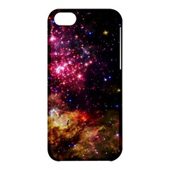 Space Colors Apple Iphone 5c Hardshell Case by ValentinaDesign