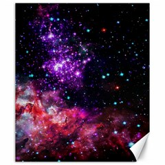 Space Colors Canvas 20  X 24   by ValentinaDesign