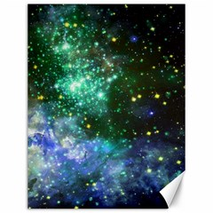 Space Colors Canvas 12  X 16   by ValentinaDesign