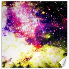 Space Colors Canvas 16  X 16   by ValentinaDesign