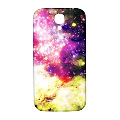 Space Colors Samsung Galaxy S4 I9500/i9505  Hardshell Back Case by ValentinaDesign
