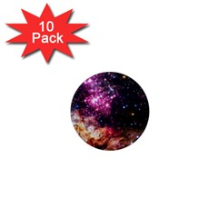 Space Colors 1  Mini Magnet (10 Pack)  by ValentinaDesign