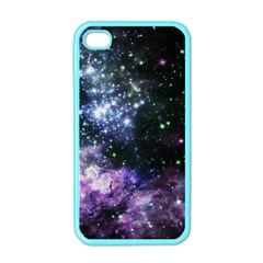 Space Colors Apple Iphone 4 Case (color) by ValentinaDesign