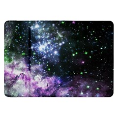 Space Colors Samsung Galaxy Tab 8 9  P7300 Flip Case by ValentinaDesign