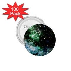 Space Colors 1 75  Buttons (100 Pack)