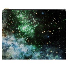 Space Colors Cosmetic Bag (xxxl)  by ValentinaDesign