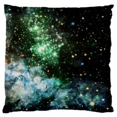 Space Colors Standard Flano Cushion Case (one Side) by ValentinaDesign