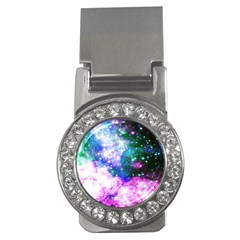 Space Colors Money Clips (cz)  by ValentinaDesign