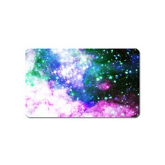 Space Colors Magnet (name Card) by ValentinaDesign