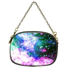 Space Colors Chain Purses (two Sides)  by ValentinaDesign