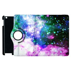 Space Colors Apple Ipad 3/4 Flip 360 Case by ValentinaDesign
