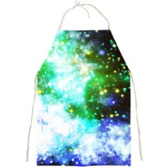 Space Colors Full Print Aprons by ValentinaDesign
