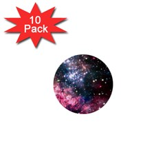 Space Colors 1  Mini Buttons (10 Pack)  by ValentinaDesign