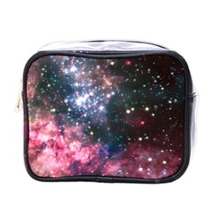 Space Colors Mini Toiletries Bags by ValentinaDesign