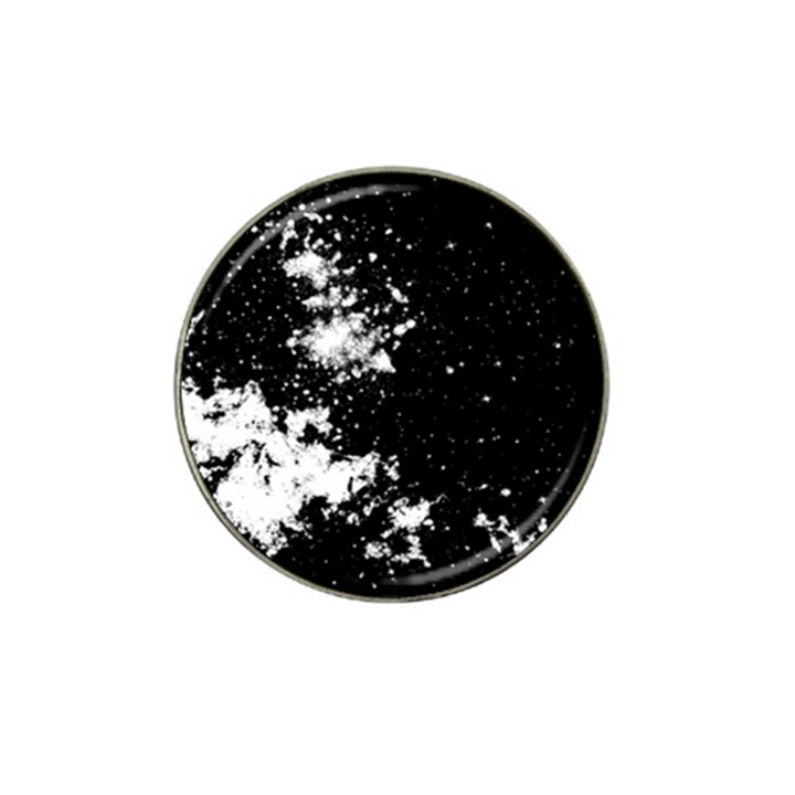 Space colors Hat Clip Ball Marker