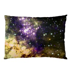 Space Colors Pillow Case (two Sides) by ValentinaDesign