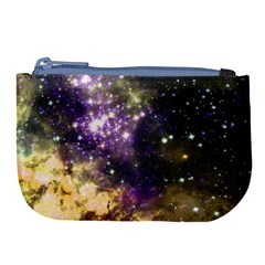Space Colors Large Coin Purse by ValentinaDesign