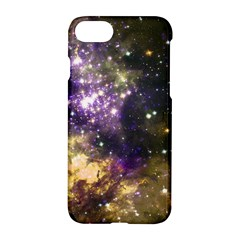 Space Colors Apple Iphone 7 Hardshell Case by ValentinaDesign