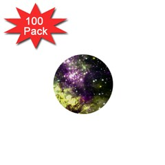 Space Colors 1  Mini Buttons (100 Pack)  by ValentinaDesign