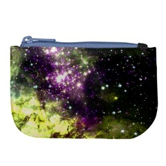 Space Colors Large Coin Purse