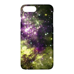 Space Colors Apple Iphone 7 Plus Hardshell Case by ValentinaDesign