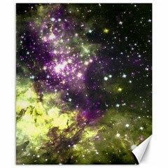 Space Colors Canvas 8  X 10  by ValentinaDesign