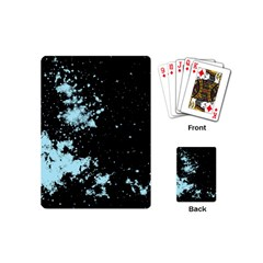 Space Colors Playing Cards (mini)  by ValentinaDesign
