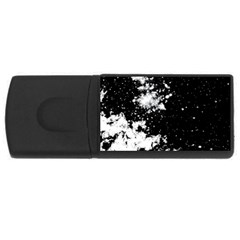 Space Colors Rectangular Usb Flash Drive by ValentinaDesign