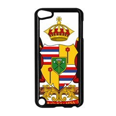 Kingdom Of Hawaii Coat Of Arms, 1795 1850 Apple Ipod Touch 5 Case (black) by abbeyz71