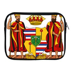 Kingdom Of Hawaii Coat Of Arms, 1795 1850 Apple Ipad 2/3/4 Zipper Cases by abbeyz71