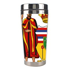 Kingdom Of Hawaii Coat Of Arms, 1795 1850 Stainless Steel Travel Tumblers by abbeyz71