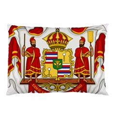 Kingdom Of Hawaii Coat Of Arms, 1850 1893 Pillow Case by abbeyz71