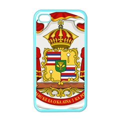 Kingdom Of Hawaii Coat Of Arms, 1850 1893 Apple Iphone 4 Case (color) by abbeyz71
