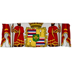 Kingdom Of Hawaii Coat Of Arms, 1850 1893 Body Pillow Case Dakimakura (two Sides) by abbeyz71