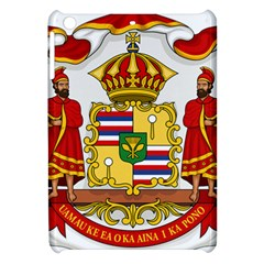 Kingdom Of Hawaii Coat Of Arms, 1850 1893 Apple Ipad Mini Hardshell Case by abbeyz71