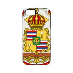 Kingdom Of Hawaii Coat Of Arms, 1850 1893 Apple Iphone 5 Classic Hardshell Case (pc+silicone) by abbeyz71