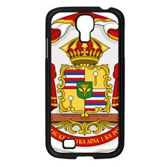 Kingdom Of Hawaii Coat Of Arms, 1850 1893 Samsung Galaxy S4 I9500/ I9505 Case (black) by abbeyz71
