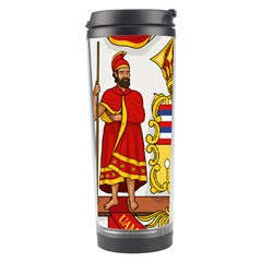 Kingdom Of Hawaii Coat Of Arms, 1850 1893 Travel Tumbler by abbeyz71