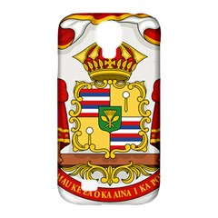 Kingdom Of Hawaii Coat Of Arms, 1850 1893 Samsung Galaxy S4 Classic Hardshell Case (pc+silicone) by abbeyz71