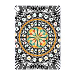 High Contrast Mandala Apple Ipad Pro 10 5   Hardshell Case by linceazul