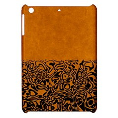 Modern Paperprint Terra Apple Ipad Mini Hardshell Case by MoreColorsinLife